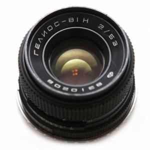 Объектив Гелиос 81Н для Nikon