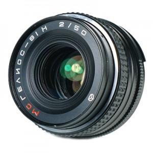 Объектив МС Гелиос 81Н для Nikon